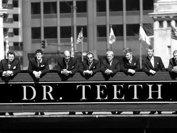 Dr Teeth Big Band artist photo