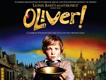 Oliver! - The Musical (Touring), Brian Conley picture