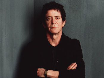 Lou Reed artist photo