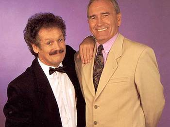 Cannon & Ball, Stewart Francis picture
