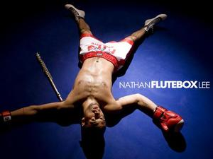 Nathan 'Flutebox' Lee artist photo
