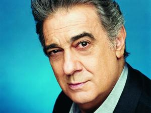 Placido Domingo artist photo