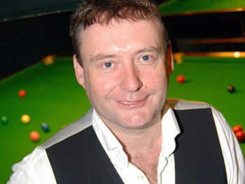 Crucible Memories: Stephen Hendry, Jimmy White, John Virgo, Michaela Tabb picture