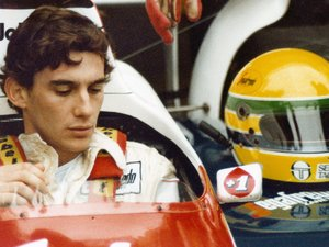 Film promo picture: Senna