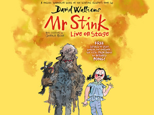 Mr Stink artist photo