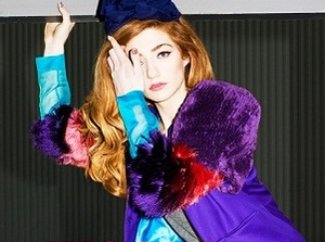 Nicola Roberts artist photo