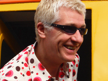 Captain Sensible artist photo