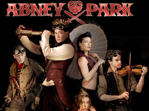 Abney Park artist photo
