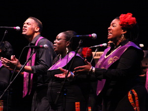 Harlem Gospel Choir artist photo