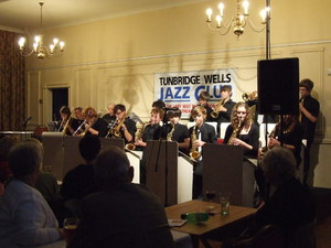 Tunbridge Wells Jazz Club at Masonic Centre artist photo