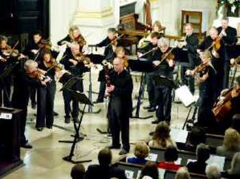 Academy Of St Martin In The Fields Orchestra artist photo