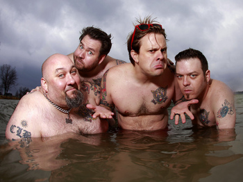 A Farewell Acoustic Night: Bowling For Soup picture