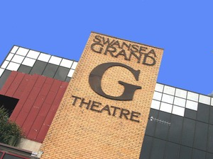 Swansea Grand Theatre and Arts Wing artist photo