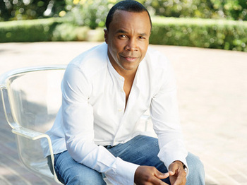 Sugar Ray Leonard artist photo