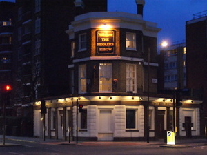 The Fiddlers Elbow artist photo