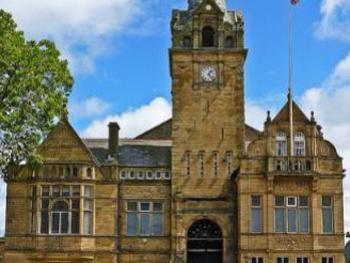 Cleckheaton Town Hall venue photo