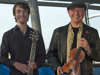 Sale Folk Club : Tom McConville & David Newey picture
