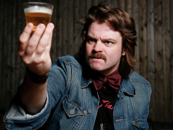 Edinburgh Previews 2013 : Glenn Wool picture