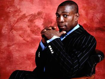 A Night Of White Collar Boxing: Frank Bruno picture