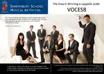 Flyer thumbnail for Voces8 In Concert: Voces8