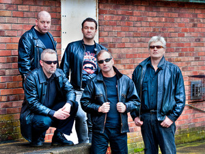 The Stranglers Banned artist photo