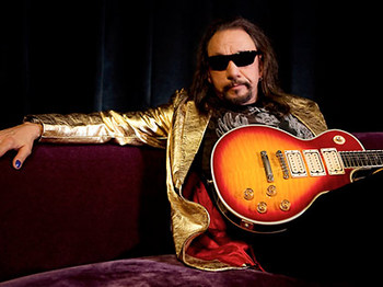 Ace Frehley artist photo