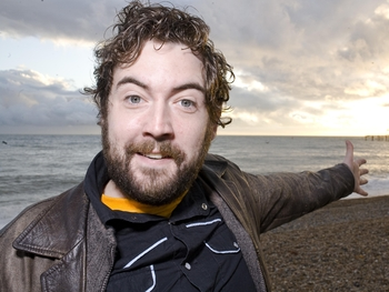 Nick Helm, Stuart Goldsmith, Maff Brown picture