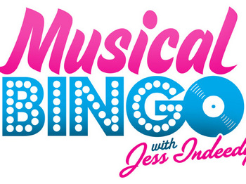 Musical Bingo With Jess Indeedy: Jess Indeedy + DJ Helix picture