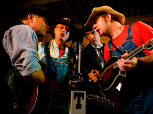 Thunderbridge Bluegrass Boys artist photo
