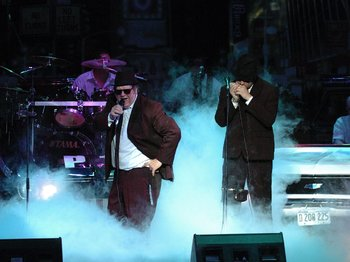 Jake & Elwood + Black Rhino Band + Charvelles picture