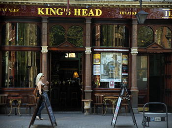 Kings Head Theatre venue photo