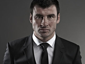 Joe Calzaghe artist photo