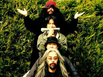 Cry Parrot: Acid Mothers Temple + Stevie Jones + Jer Reid picture
