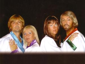 Sincerely Abba artist photo