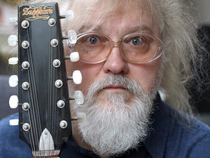 R. Stevie Moore artist photo