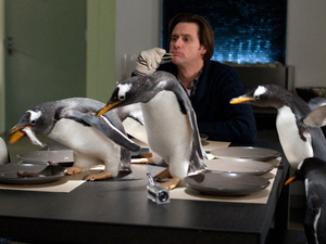 Film promo picture: Mr. Popper's Penguins