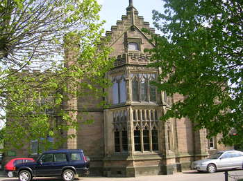 Ripley Town Hall venue photo