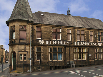 Keighley Playhouse venue photo