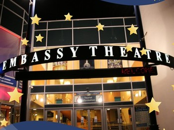 Embassy Theatre venue photo