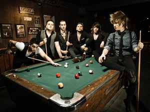 Abandon All Ships artist photo