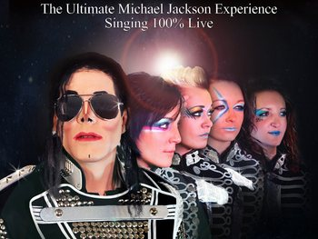 The Festival of Headliners!: Jackson Live - The Ultimate Michael Jackson Experience + Jack Danson As Rod Stewart + Nya King + Mercury picture