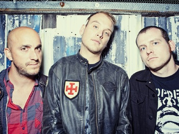 Alkaline Trio artist photo