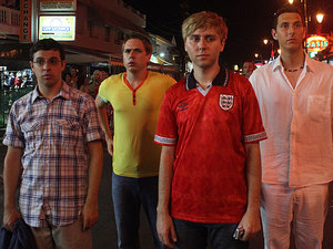 Film promo picture: The Inbetweeners Movie