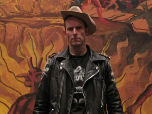 Shelton Hank Williams III aka Hank3 artist photo