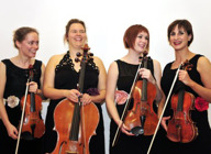 Mavron Quartet artist photo
