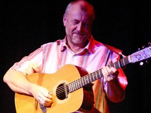 Penicuik Folk Club: Bob Fox picture