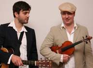 James Hickman & Dan Cassidy artist photo