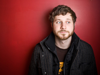 Dan Mangan + Jason Collett picture