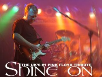Shine On - Pink Floyd Tribute artist photo
