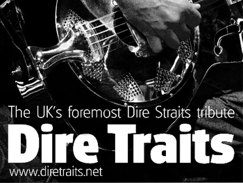 Dire Traits artist photo